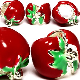 5pc Charm Tomato Red BD948