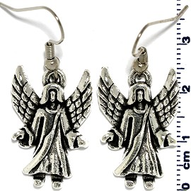 Lady Angel Silver Earring GER576