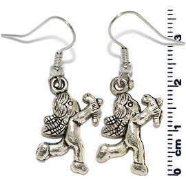 Earring Silver Angel Ger312