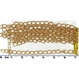 10pc Chain Extender For Bracelet Necklace Part Copper JF1657
