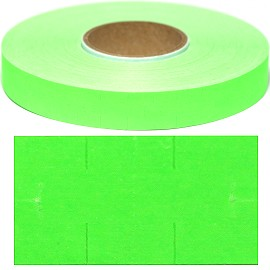 1000pcs 19x10mm Green Labels for MX-2200 MX22G1