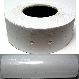 8 Rolls Pack White Labels for MX-5500 MX55