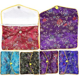 "6pcs 4x5"" Inches Mix Color Pouches for Jewelry PH28"