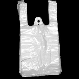 88pcs Plastic Bag White 12x6' Inches PH60