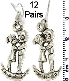 Silver Indian Earring GER595