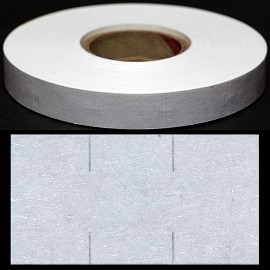 1000pcs 19x10mm White Labels for MX-2200 MX22W1